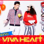 【特集】「VIVA HEART」サーカスがテーマの春コレクション
